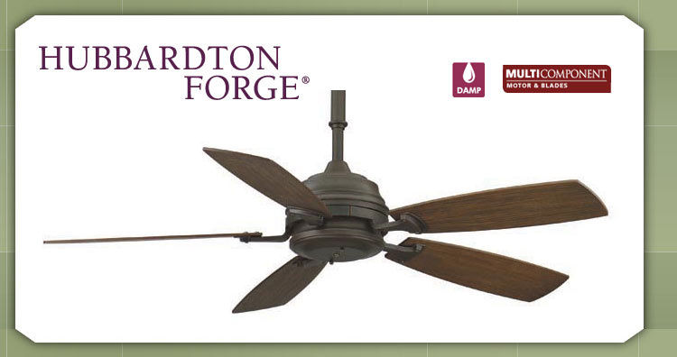 Outdoor ceiling fans by Fanimation